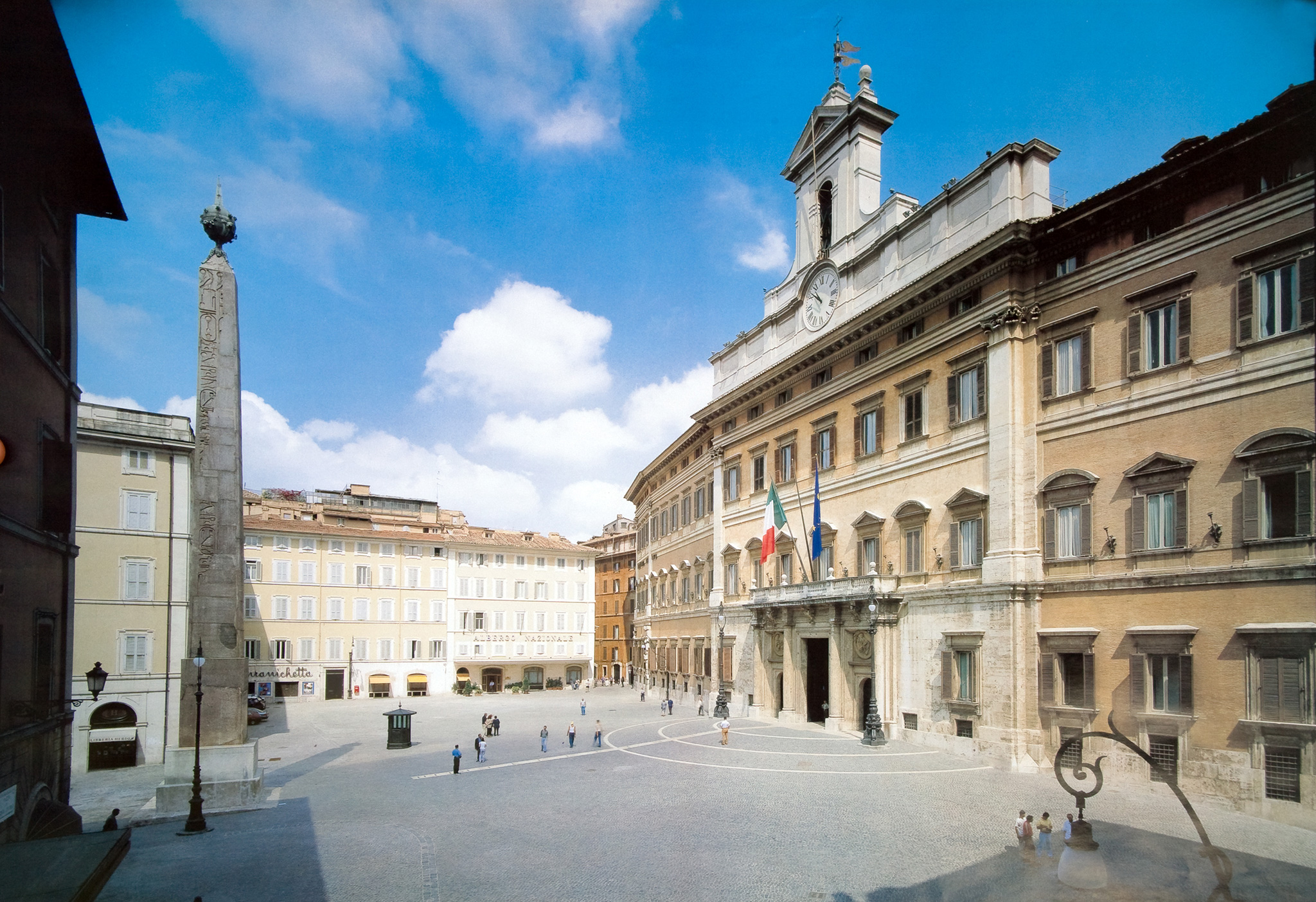 Hotel Nazionale | Rome | Hotel Nazionale <br> in the ♥ of Rome